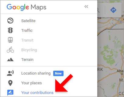 Delete Google Maps on